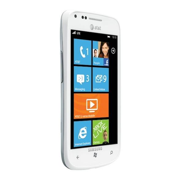 Samsung Focus 2 con Windows Phone es presentado oficialmente - Samsung-Focus-2