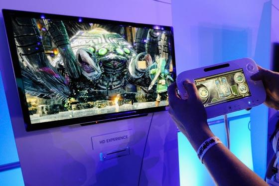 Primer objetivo de Nintendo con el Wii U: atraer jugadores hardcore - WiiU2