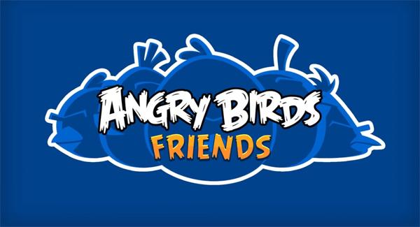 angry birds friends Rovio presenta Angry Birds Friends, una nueva manera de competir con tus amigos