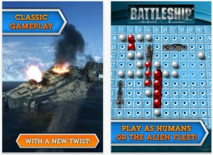Battleship para iPhone está disponible y no es cómo lo imaginas