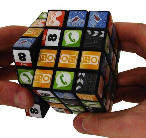 Grandes juegos adictivos para iPhone y iPod Touch [I] - cubo-rubik-app-cube-iphone-android-2