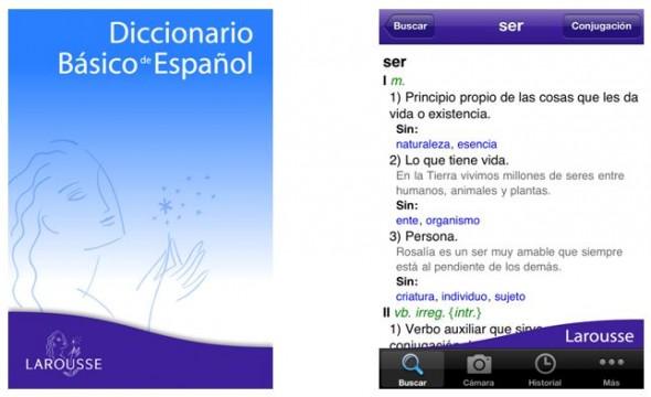 diccionario 590x360 Larousse anuncia cinco aplicaciones para iOS