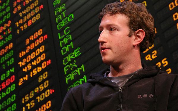 Las acciones de Facebook costarían $38 dólares