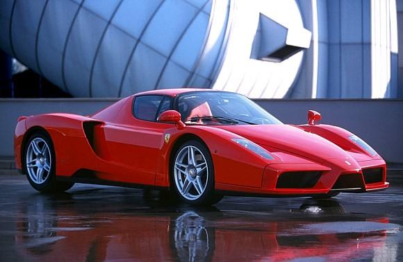 ferrari enzo El nuevo Enzo Ferrari será híbrido