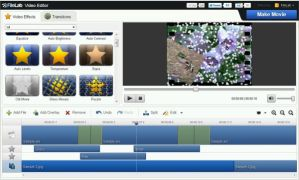 FileLab Video Editor, genial editor de video online
