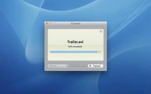 Convertir archivos de audio y video con iConvert para Mac