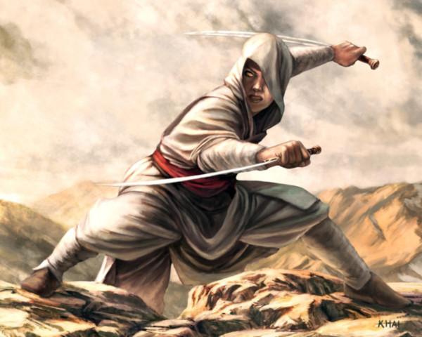 Video del gameplay de cómo hubiera sido Assassin's Creed [Beta] - imagenes-conceptuales-assassins-creed