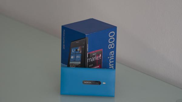 Nokia Lumia 800 con Windows Phone disponible en México [Reseña]