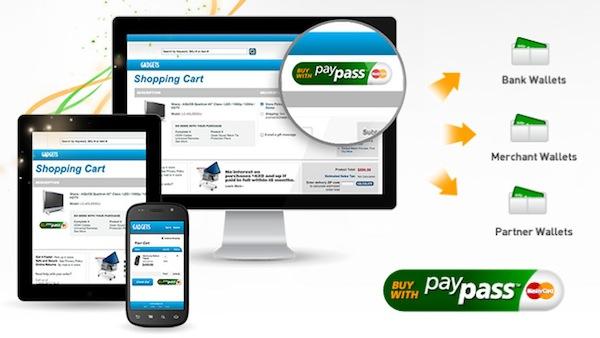 PayPass Wallet es presentado por MasterCard, una nueva forma de hacer compras - mastercard-paypass
