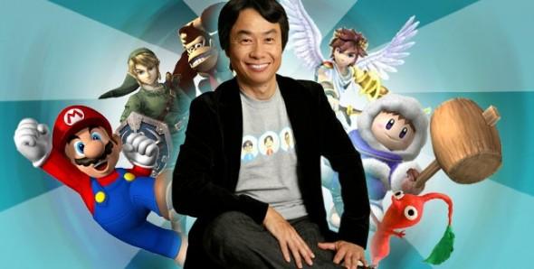 Miyamoto, creador de Mario Bros, es galardonado con el Principe de Asturias - miyamoto-590x298