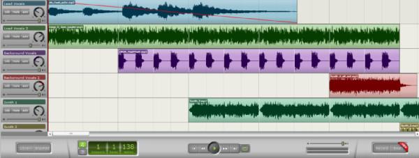 Myna, completo editor de audio online - myna-audio-editor