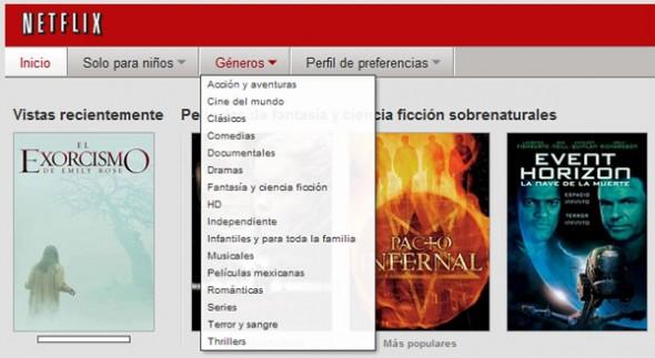 netflix mexico primeras impresiones Ver películas online gratis de manera legal