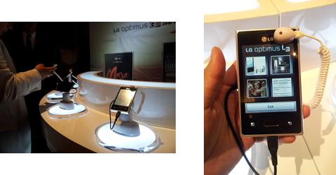 LG lanza la serie L de smartphones con procesadores Qualcomm - presentacion