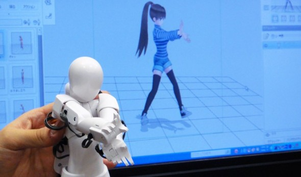 qumarion Excelente maniquí USB de poses para tus modelos en 3D