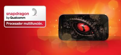 LG lanza la serie L de smartphones con procesadores Qualcomm - snapdragon