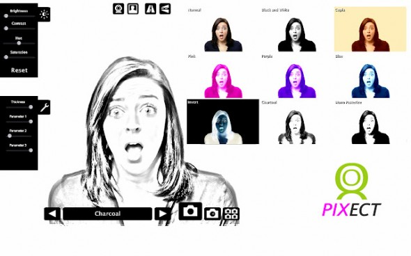 Tomar fotos desde tu Webcam (apps) - toma-fotos-webcam-pixect