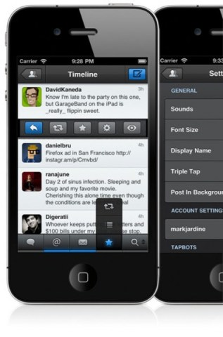 tweetbot 396x600 Tweetbot se actualiza, y sigue siendo el mejor cliente de twitter para iOS