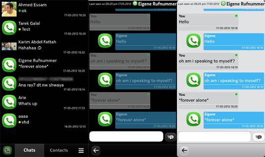 wazapp nokia n9 Wazapp por fin disponible para Nokia N9, el WhatsApp de los smartphones con Meego