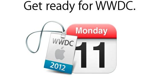 Agenda y aplicación del WWDC 2012 es publicada por Apple