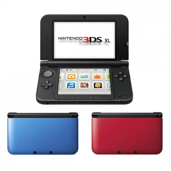 Nintendo presenta el 3DS XL durante el Nintendo Direct - 603181183-590x590