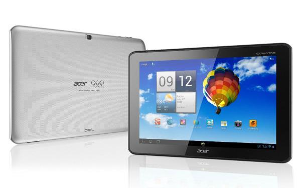 Acer Iconia Tab A510 Olympics edition Acer presenta su Iconia Tab A510 Edición Juegos Olímpicos