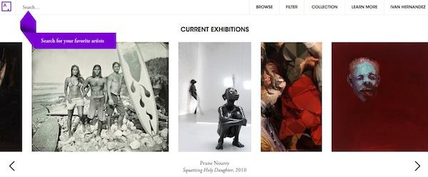 Art.sy, el lugar en donde descubrir y comprar obras de arte [Reseña] - Art-sy
