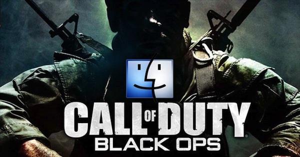 Call of Duty: Black Ops llegará a Mac en otoño - Call-of-duty-black-ops-mac