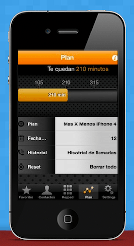 Captura de pantalla 2012 06 25 a las 16.41.25 Call+Data Time Monitor, una gran opción para controlar tu plan móvil (llamadas e internet)