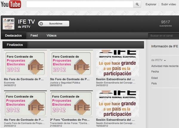 Ver el segundo debate presidencial de México en vivo desde Youtube - Debate-presidencial-youtube