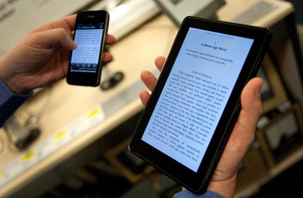 Apps para leer libros en tu smartphone - Ebooks-smartphones