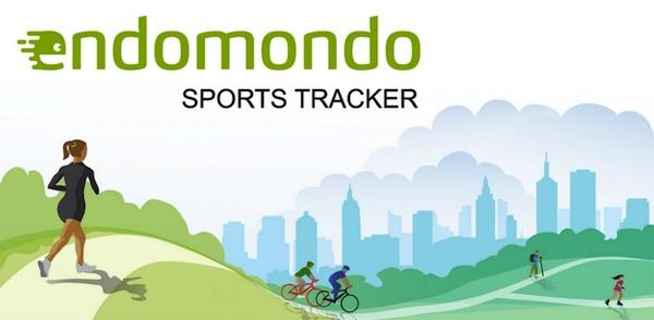 Endomondo sports tracker Apps para hacer ejercicio con tu smartphone