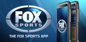 Ver resultados en vivo de tus equipos favoritos con Fox Sports Mobile