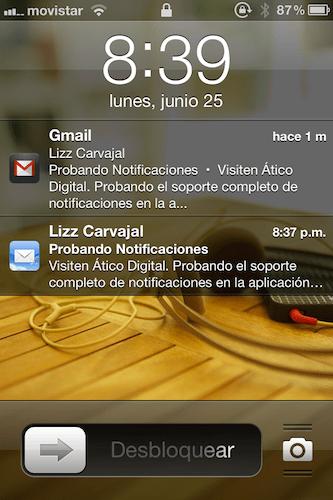 La App de Gmail para iPhone se actualiza y ya cuenta con notificaciones - IMG_2452