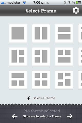 Frametastic, una buena alternativa para Diptic
