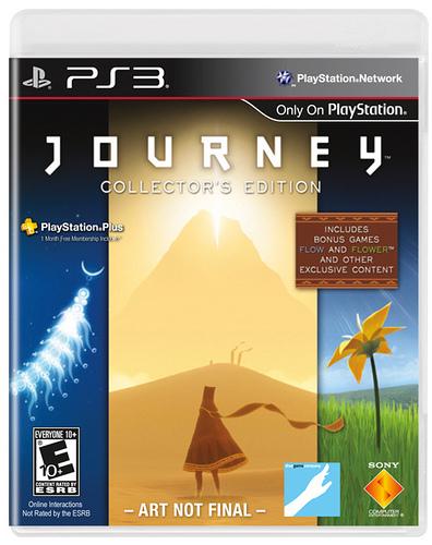 Tráiler de Journey Collector's Edition - Journey-collectors-edition