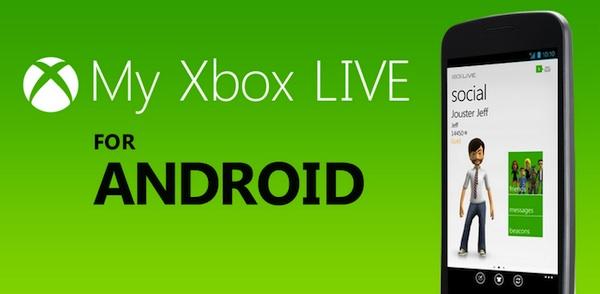 My Xbox Live para Android por fin disponible para descargar - My-xbox-live-android