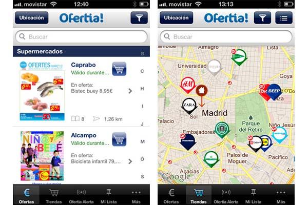 Ofertia, el sitio donde puedes anunciar tus catálogos de venta, lanza aplicación para iOS y Android - Ofertia-ios-app