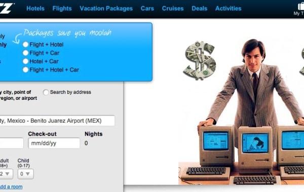 Orbitz, el popular servicio para comprar vuelos y hacer reservaciones en hoteles, ofrece precios más caros a los usuarios de Mac - Orbitz-precios-hoteles-mas-altos