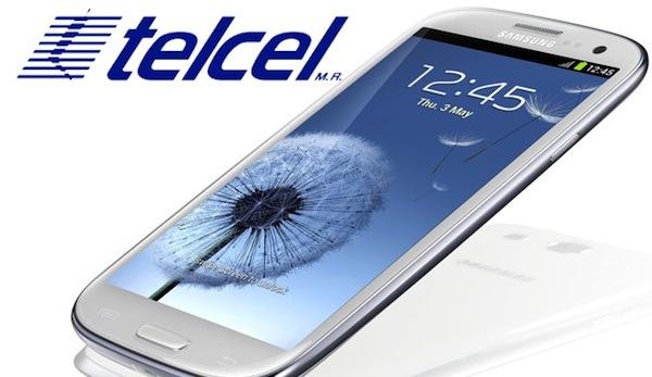 Precios del Samsung Galaxy SIII son publicados por Telcel - Samsung-galaxy-sii-telcel