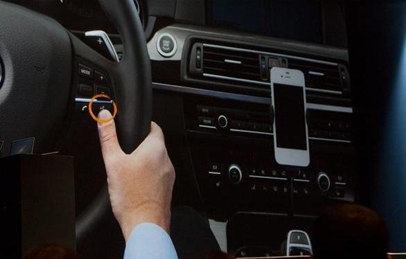 Dos automóviles de General Motors tendrán soporte para Siri de Apple - Siri-eyes-free-gm