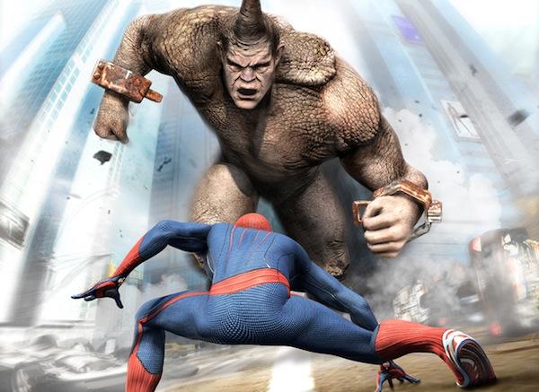 Tráiler de lanzamiento de The Amazing Spider-Man - The-Amazing-Spider-man-juego