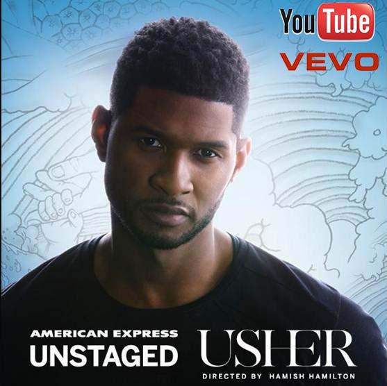 Concierto de Usher será transmitido en vivo por Youtube - Usher-concierto-en-vivo-youtube-wa