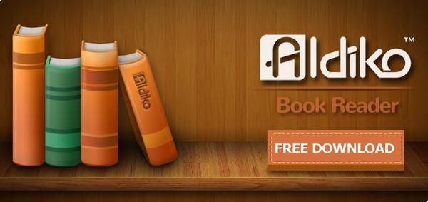 aldiko libros android Aldiko, un buen lector de libros para Android