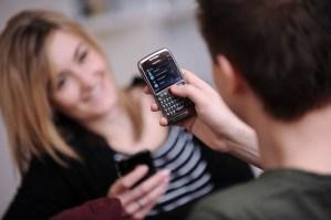 Abrir messenger desde el celular