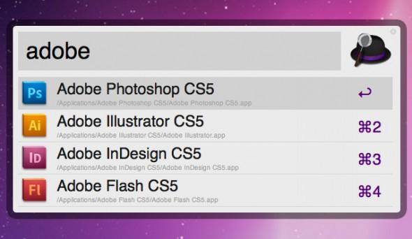 Apps para realizar búsquedas rápidas o lanzar aplicaciones en nuestra Mac