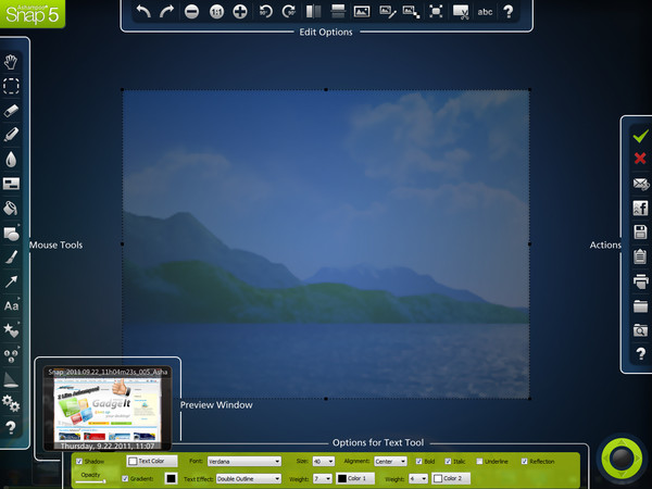 ashampoo Capturar pantalla en Windows y Mac (Varias Apps)