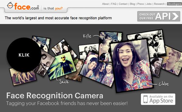 Facebook compra Face.com, servicio de reconocimiento facial - face