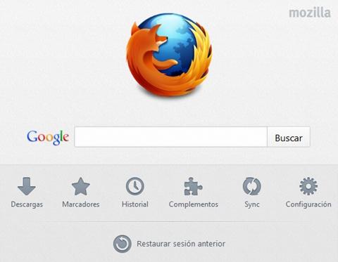 Firefox se actualiza contando con nuevas funcionalidades - firefox-13