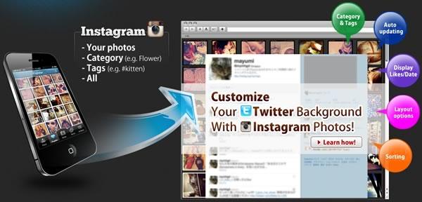 Cambia el fondo de twitter con fotos de Instagram con InstaBG - fondos-twitter-instagram