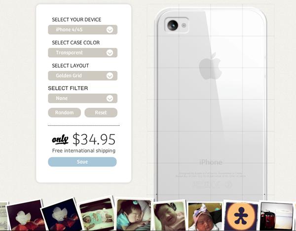 Fundas para iPhone / iPad con fotos de Instagram, Casetagram - fundas-ipad-iphone